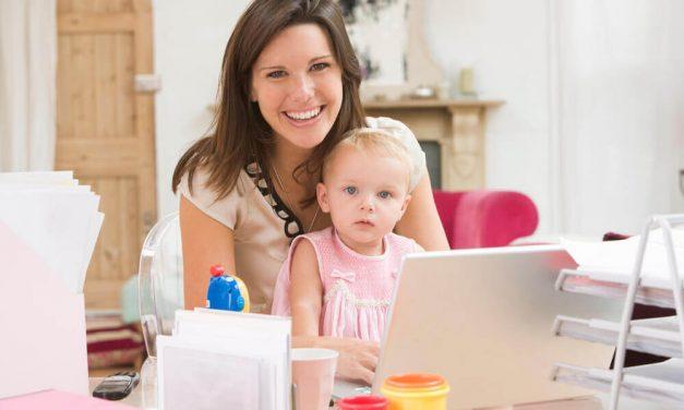 Como uma revendedora pode equilibrar trabalho e família com sucesso?