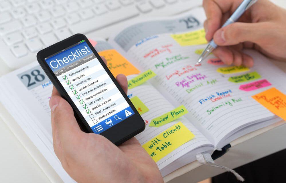 Você sabe como organizar sua agenda? Aprenda aqui!