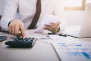 despesas e receitas