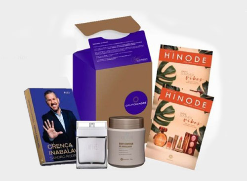 Kit Inicial Kit de Negócios Hinode